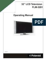 Polaroid Lcd Tv Manual
