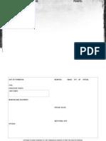 m1180093 Apocalypse Blank Datasheet