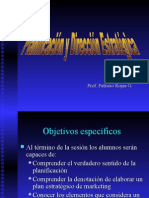 Planificación y Dirección Estratégica en Marketing 11