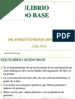 Acido Base Equilibrio