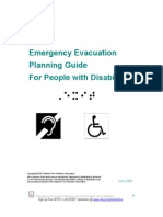 Evacuation Guide