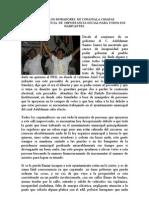 A Todos Los Moradores de Copainala Chiapas
