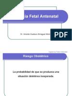 Vigil an CIA Fetal Antenatal