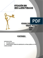 IMPLEMENTACIÓN MÉTODOS DE AUTENTICACIÓN EN SSH_JOHANA CANO HERNÁNDEZ_38110
