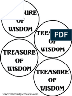 Treasure of Wisdom