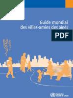 Guide mondial des villes amies des aines