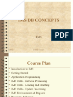 Ims-dc ppt | databases | input/output.