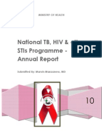 National AIDS Report 2010