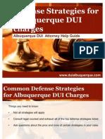 DUI Attorney Albuquerque