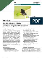 XE1203F