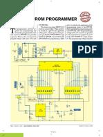 Manual Eprom Programmer