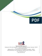 NHRDN Annual Report 2010