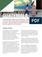 Guatemala Front
