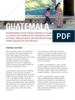 GUATEMALA-PRESSKIT