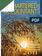 ICAI E-Journal (January 2011)