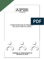 residuos hospitalariosMINSA