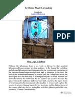 Steve Kalec - The Home Made Laboratory