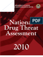 USDOJ Drug Assessment 2010
