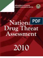USDOJ Drug Assessment 2010