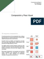 Composición y Peso Visual