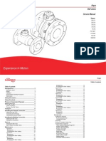 ARGUS Ball Valves Service Manual Engl