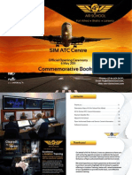 ATC Opening Centre Commemorative Booklet