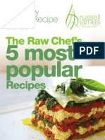 5 Popular Recipes