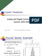 04 Fourier Transforms
