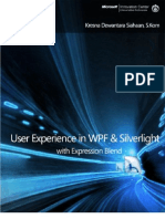 User Experience in WPF and Silver Light With Expression Blend