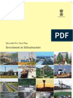 Sept. 2010 Planning Commission Report on Investment in Indian Infrastructure in the Eleventh Plan