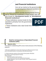 Role of Special is Ed Financial Institutions[1]