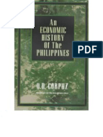 An Economic History of the Philippines