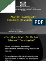 Uso de La Tecnologa en Educacin Matemtica 1234798627157704 3