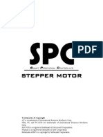 Manual SPC Stepper Motor