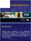 Carpal Tunnel Syndrome - Demo