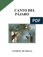 Anthony de Mello - El Canto del Pájaro