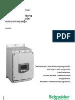 Schneider VFD Operating Manual