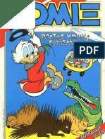 Ο Donald Duck και ο Βάλτος χωρίς γυρισμό.