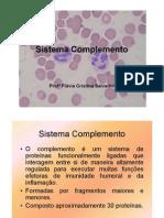 Imunologia-Sistema Complemento [Modo de Compatibilidade