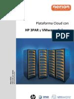 nerion - Plataforma Cloud con HP 3PAR y VMware vSphere