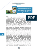 Analysis Participatory