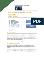 Myeclipse Tomcat Server Tutorial