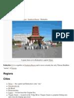 Kalmykia Travel Guide - Wiki Travel