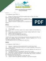 GA645 Galletas de Formas