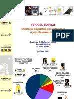 Eficiência Energética EM EDIFICAÇÕES