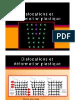 Microsoft Power Point - Ch6 Dislocations Et Plasticit
