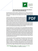 Special Press Release-GSP Plus 07-07-2010