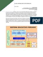 Estructura Del Sistema Educativo Peruano Ojo