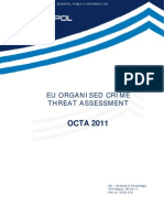 Europol Organized crime threat assessment 2011