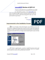QTP 9.5 Features